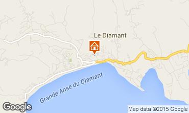 Mapa Le Diamant Apartamento 97722