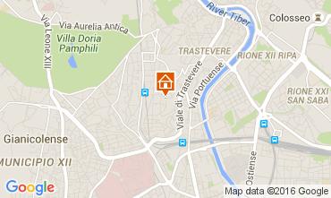 Mapa Roma Apartamento 72473