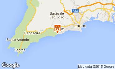 Mapa Lagos Apartamento 84338