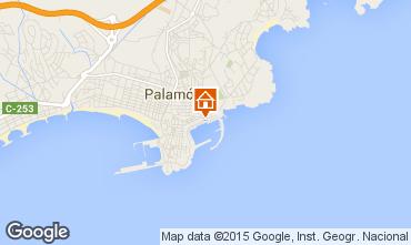 Mapa Palam�s Barco 97852