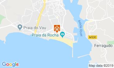 Mapa Praia da Rocha Apartamento 99044