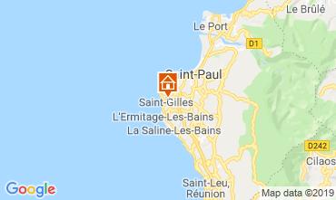 Mapa Saint Gilles Casa rural 110815