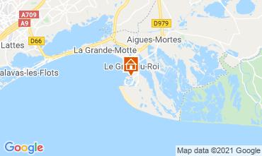 Mapa Port Camargue Apartamento 40807