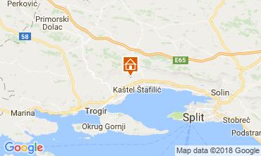 Mapa Kastel Novi Casa 114407