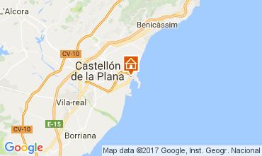 Mapa Castellón Apartamento 109638