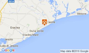 Mapa Caorle Apartamento 76865