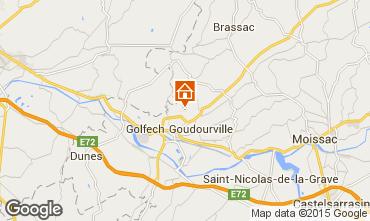Mapa  Casa rural 97850