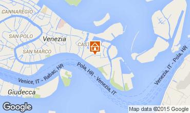 Mapa Venecia Apartamento 38624