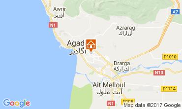 Mapa Agadir Apartamento 29452