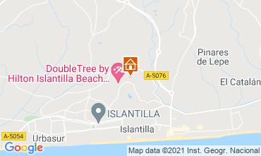Mapa Islantilla Villa 57396