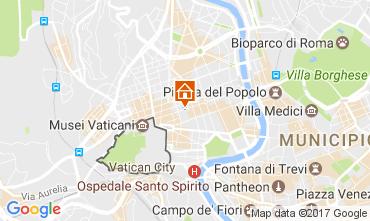 Mapa Roma Apartamento 105581