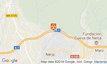 Mapa Nerja Apartamento 115997