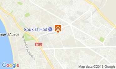 Mapa Agadir Apartamento 116010