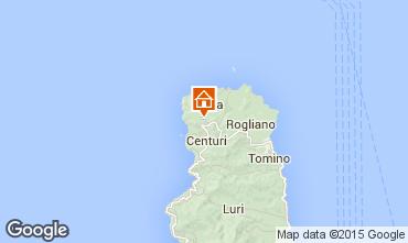 Mapa Ersa Casa rural 90740