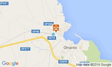 Mapa Otranto Apartamento 42943