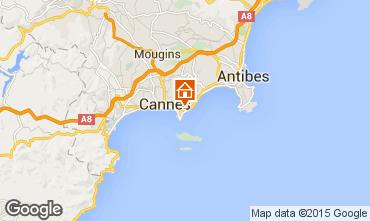 Mapa Cannes Apartamento 39310