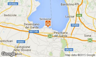 Mapa Sirmione Apartamento 84752