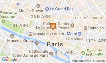 Mapa PARÍS Apartamento 113524