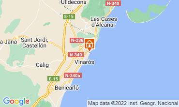 Mapa Vinaroz Villa 85085
