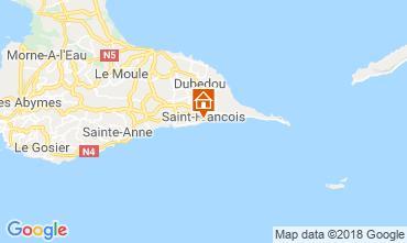 Mapa Saint Francois Villa 112831