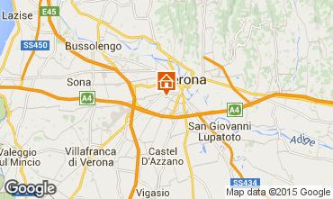 Mapa Verona Apartamento 74156