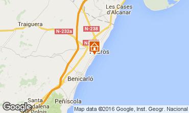 Mapa Vinaroz Villa 102775