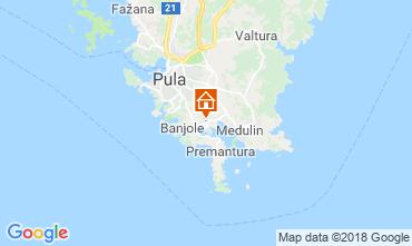 Mapa Pomer Villa 116594