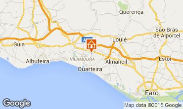 Mapa Vilamoura Villa 55253