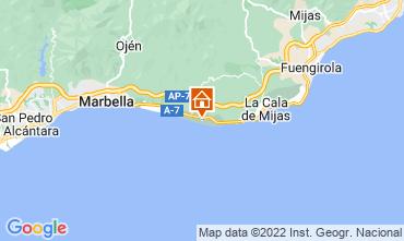 Mapa Marbella Estudio 101965