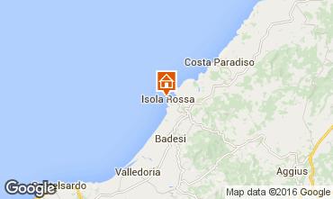 Mapa Isola Rossa Estudio 55748