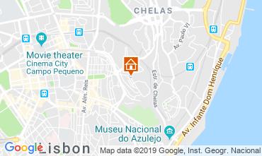 Mapa Lisboa Apartamento 116868