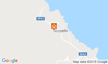 Mapa Scopello Villa 66027