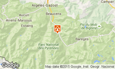 Mapa Luz Saint Sauveur Apartamento 101494