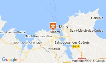 Mapa Dinard Casa 115972