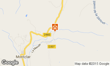 Mapa Saint Jean Montclar Estudio 59268