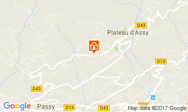 Mapa Passy Apartamento 99071