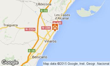 Mapa Vinaroz Villa 66999