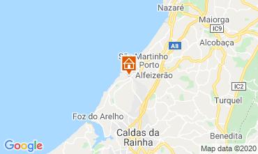 Mapa S�o Martinho do Porto Casa 59623