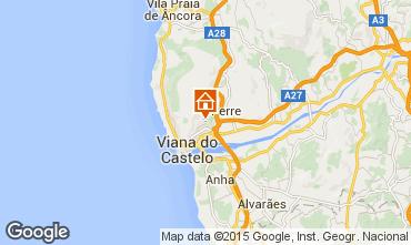 Mapa Viana Do castelo Villa 76712