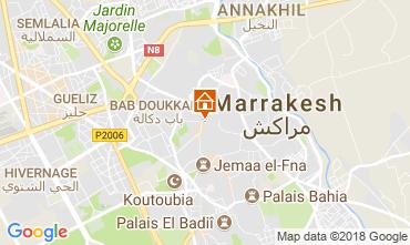 Mapa Marruecos Casa 114133