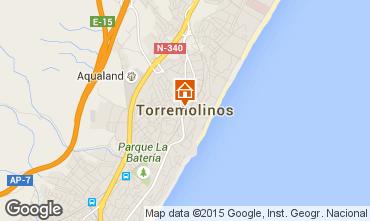Mapa Torremolinos Estudio 45979