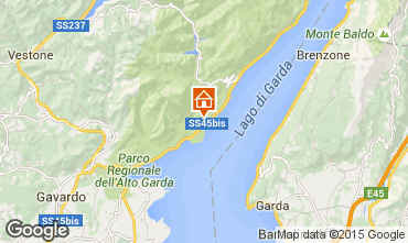 Mapa Toscolano-Maderno Apartamento 80837