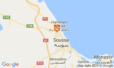 Mapa Sousse Apartamento 96394