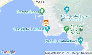Mapa Rosas Apartamento 108266
