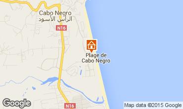 Mapa Cabo Negro Apartamento 41990