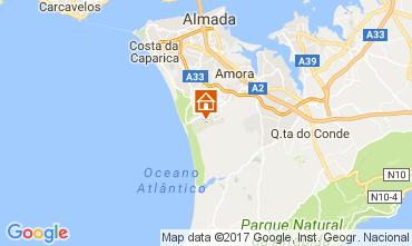 Mapa Lisboa Apartamento 109987