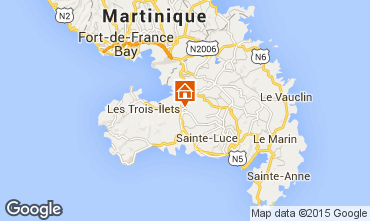 Mapa Rivière Salée Apartamento 74689