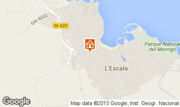 Mapa La Escala Apartamento 70957