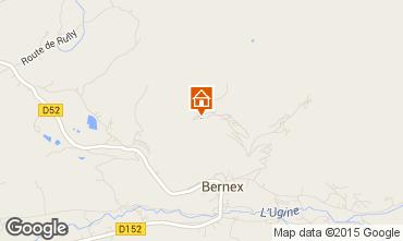 Mapa Bernex Casa 4881