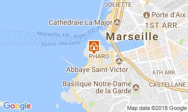 Mapa Marsella Apartamento 115437